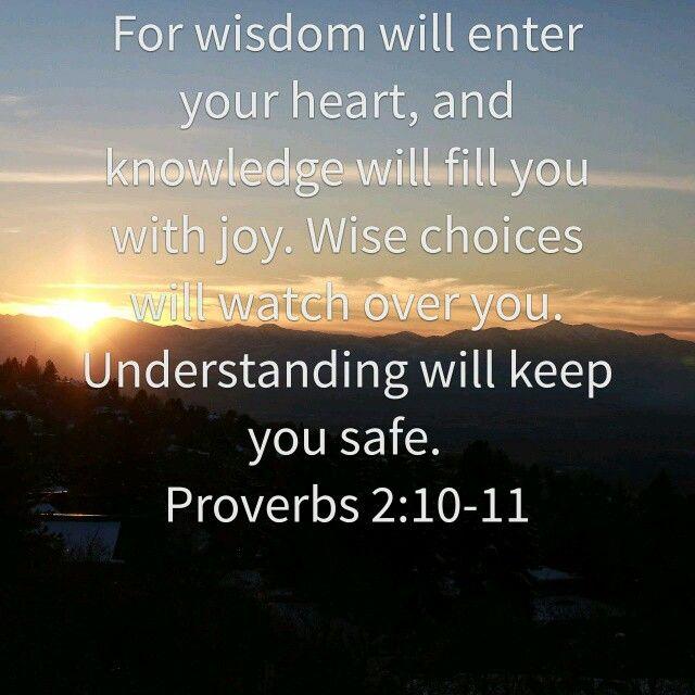 The Benefits Of Gaining Wisdom Pt4