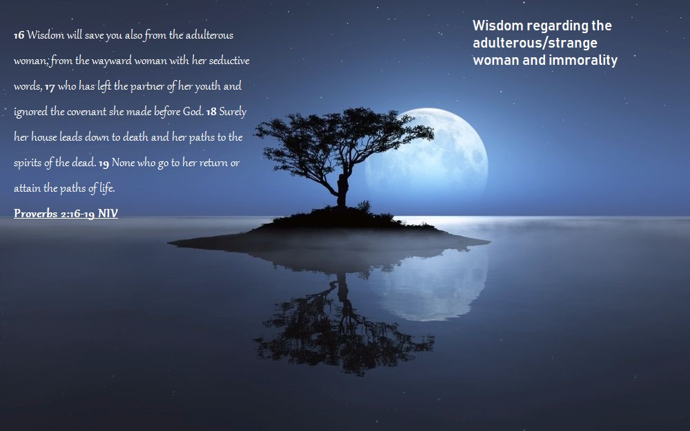 The Benefits Of Gaining Wisdom pt6