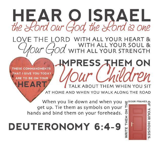 How To Train Your Family, Spiritually