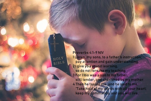 Children, Obey Your Parents Instructions Pt1